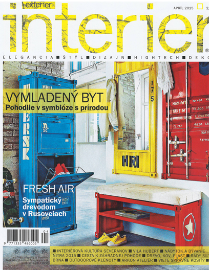 arkonatelier interier exterier april2015 w cover